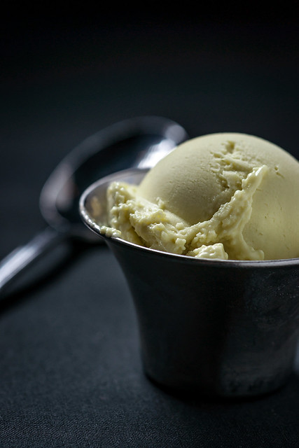 California Avocado Honey Lime Ice Cream | Flickr - Photo ...