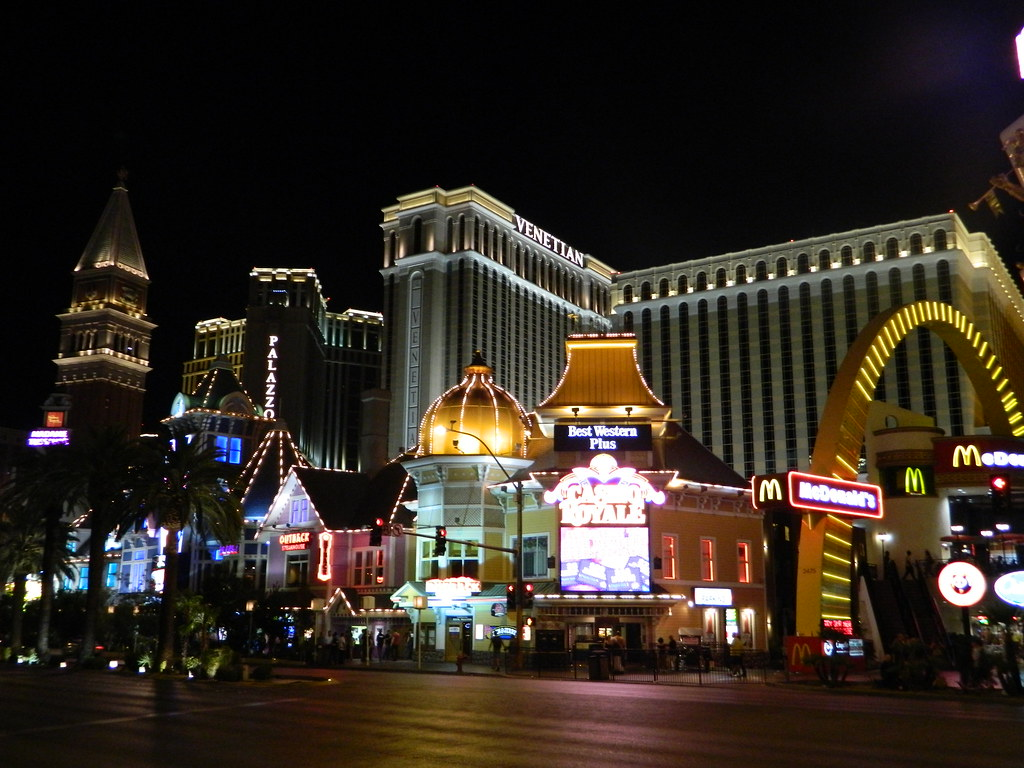 Best Hotels In Vegas