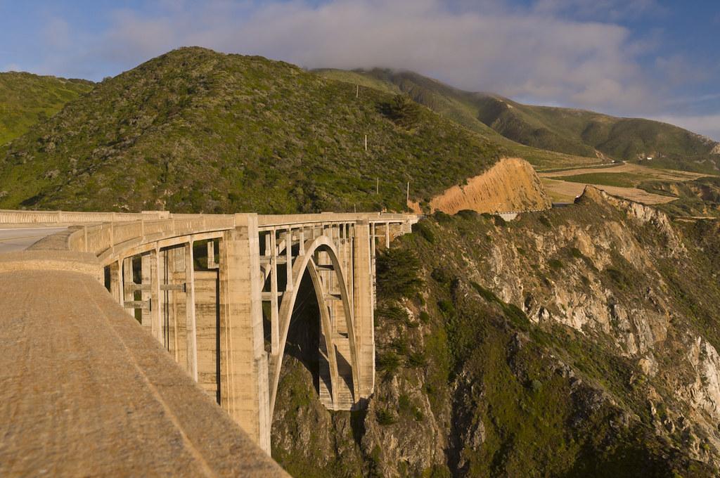 Bixby Creek Bridge California S Big Sur Bruce