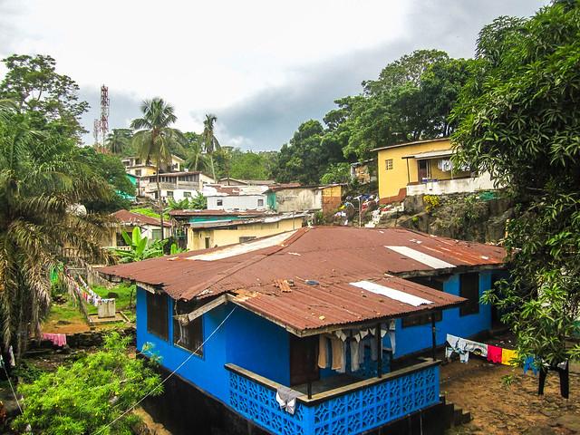 Liberia near Monrovia Hotel-Ducor
