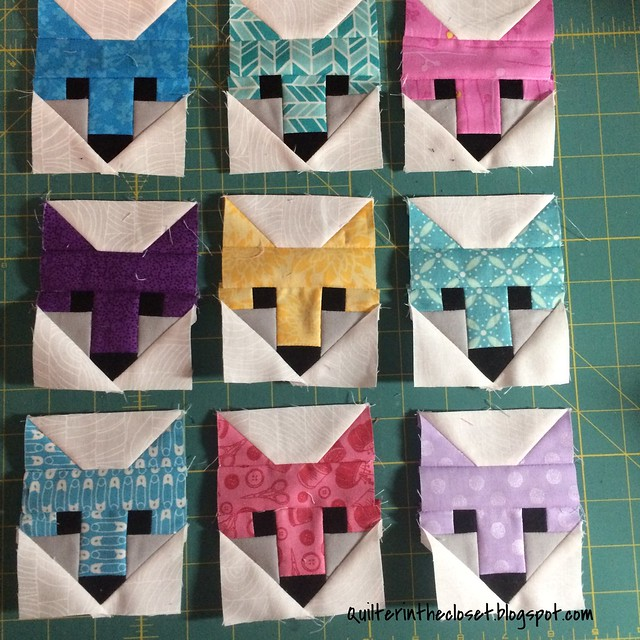 More mini foxes