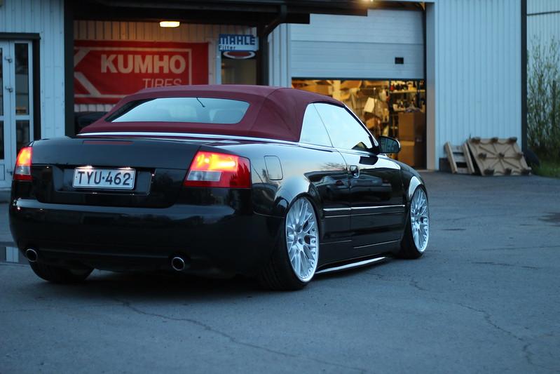 jusni: Audi A4 Bagged Bathtub - Sivu 4 17250456953_e18500885b_c