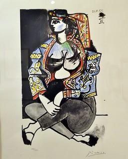 Пикассо у Ривному 09