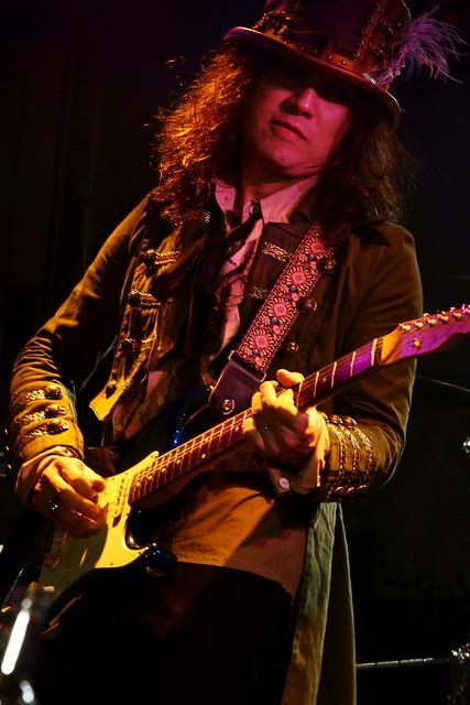 Coal Tar Moon live at Outbreak, Tokyo, 20 May 2015. 141