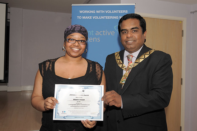 Brent Active Citizens Awards.