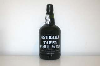 03 - Zutat Portwein / Ingredient port wine
