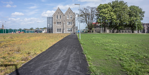 VISIT TO THE NEW DIT COLLEGE CAMPUS [GRANGEGORMAN] REF-104083