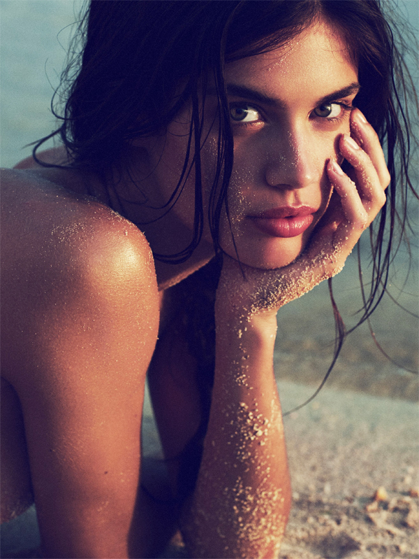 Sara Sampaio By Emma Tempest for Harper's Bazaar June 2015 Issue