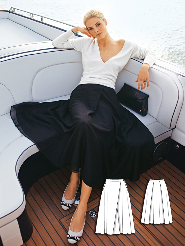 103A Skirt - ON SITE