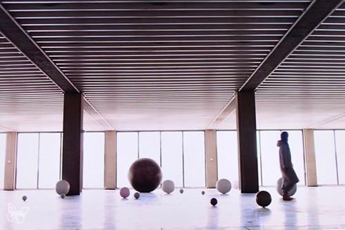 Daniel Arsham - Future Relic 3 Cannes