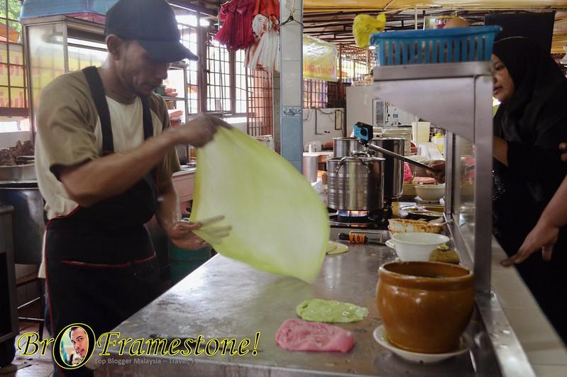 Roti Canai Hipster Pak Yop Corner Tip Top Pantai Dalam