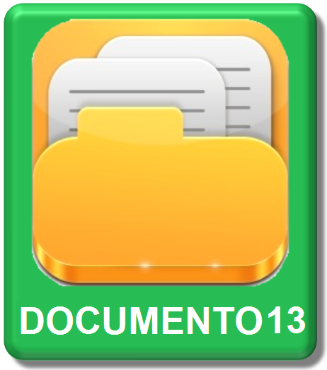 icono documento  13