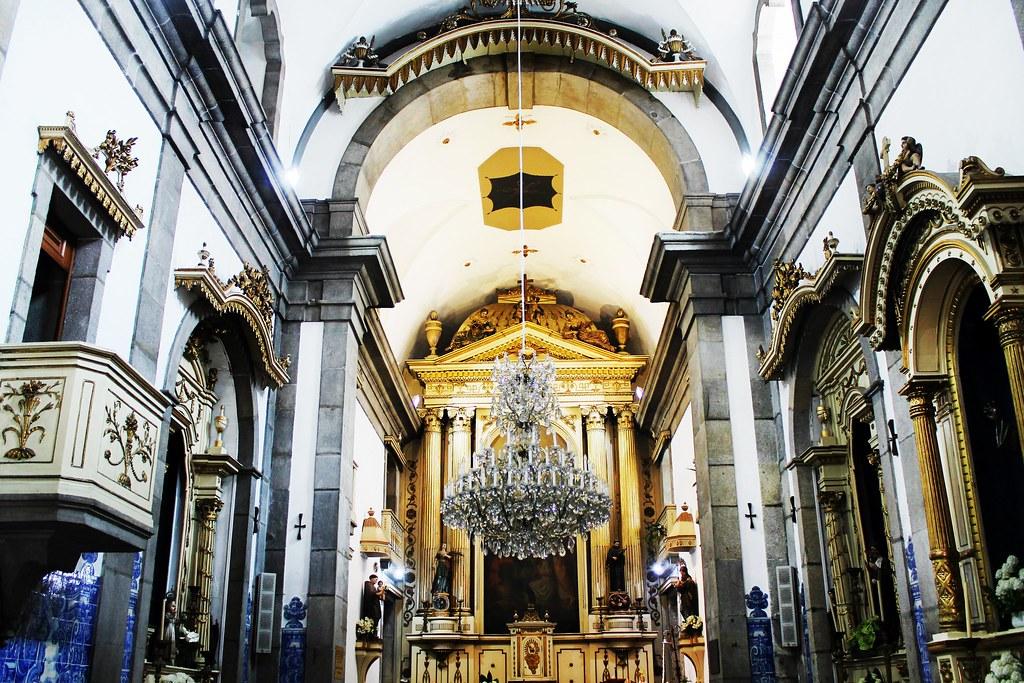 Roteiro do Porto: da Baixa Portuense ao Centro Histórico - Capela das Almas