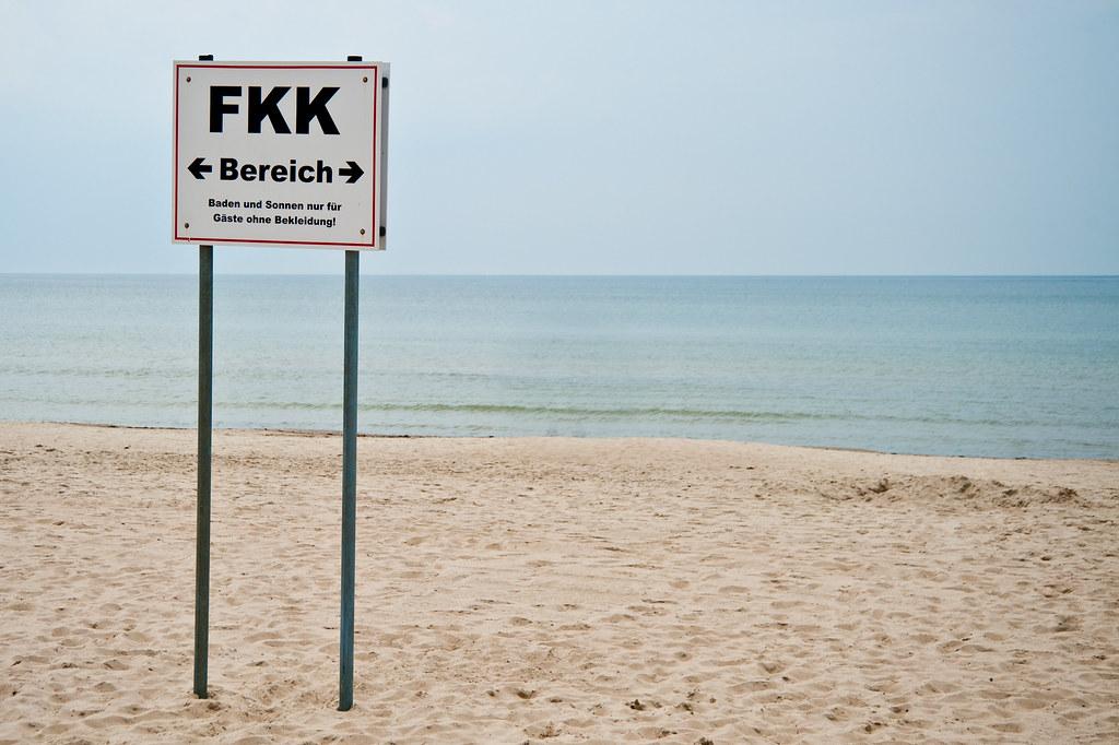 FKK beach | Rügen, Germany | Stephan Rudolph | Flickr
