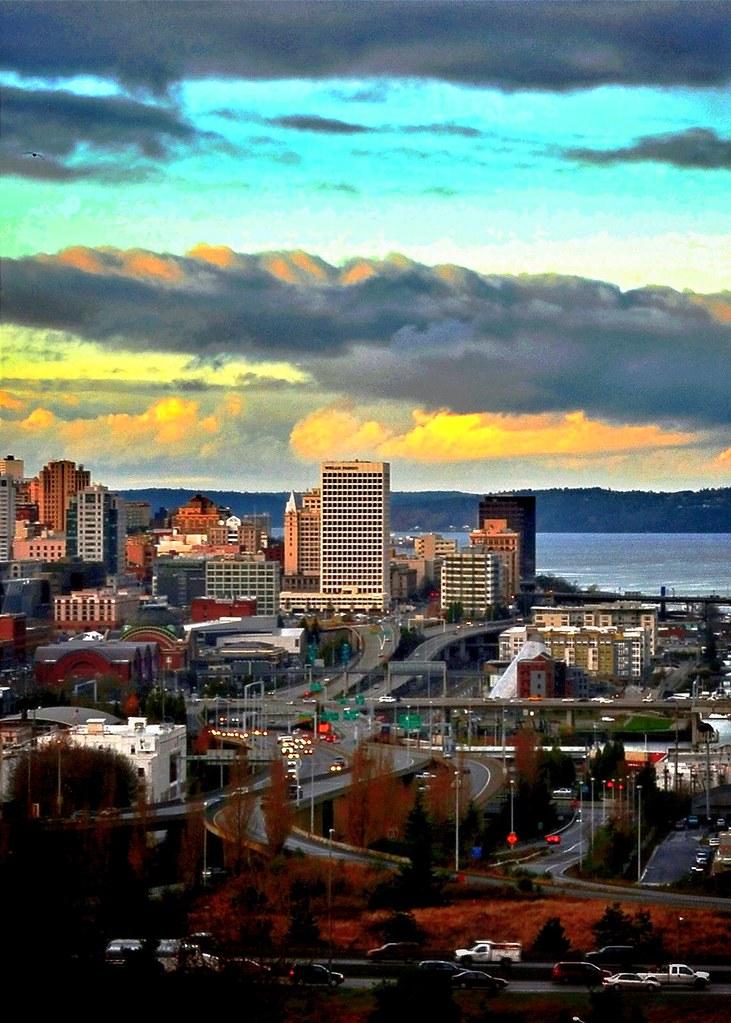 Tacoma, wa | Brett Wifall | Flickr