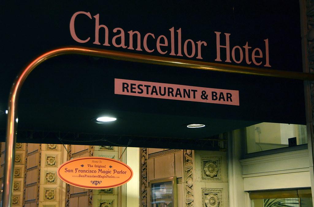 Chancellor Hotel San Francisco Haunted