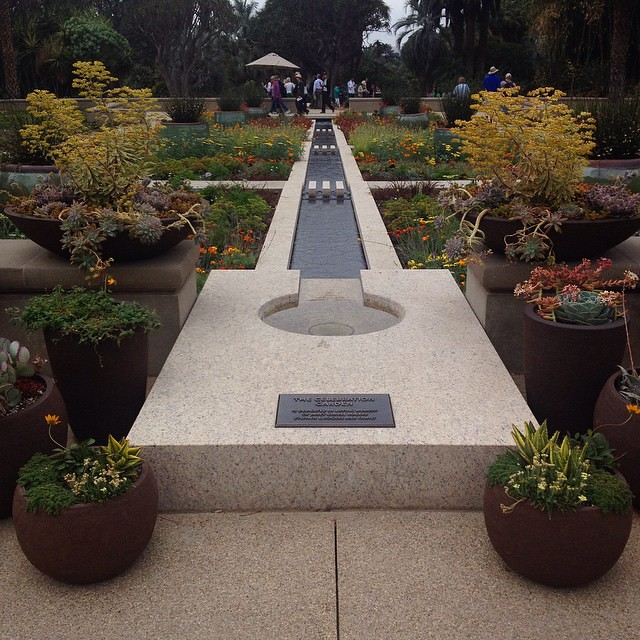 The new Huntington Gardens