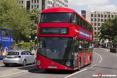 Wrightbus NBFL - LTZ 1246 - LT246 - Stagecoach - Trafalgar Square 15 - London - 150513 - Steven Gray - IMG_0558