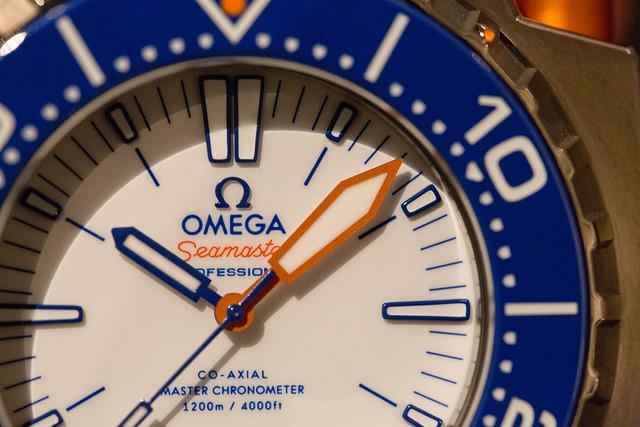 オメガ新策ウォッチ発表会 2015 #OMEGA
