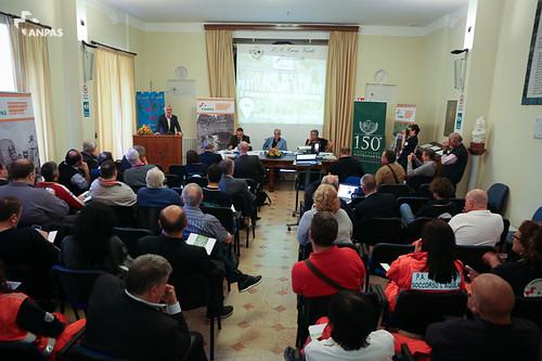 Il convegno: 150 di storia e il futuro del Terzo Settore