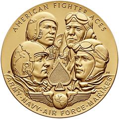 2015-Fighter-Aces-Medal obverse