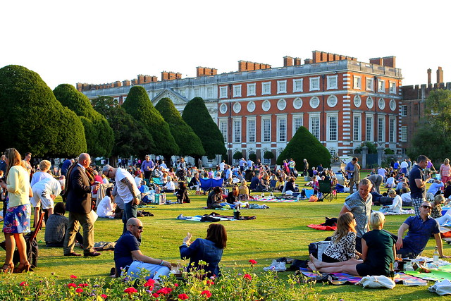 Hampton Court Palace Festival (4)