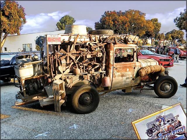 Morro Bay Car Show