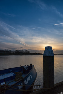 Sunrise Stellendam Harbor | by BraCom (Bram)