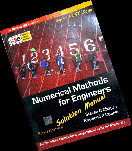Solution Of Numerical Methods For Engineers By C Chapra Flickr