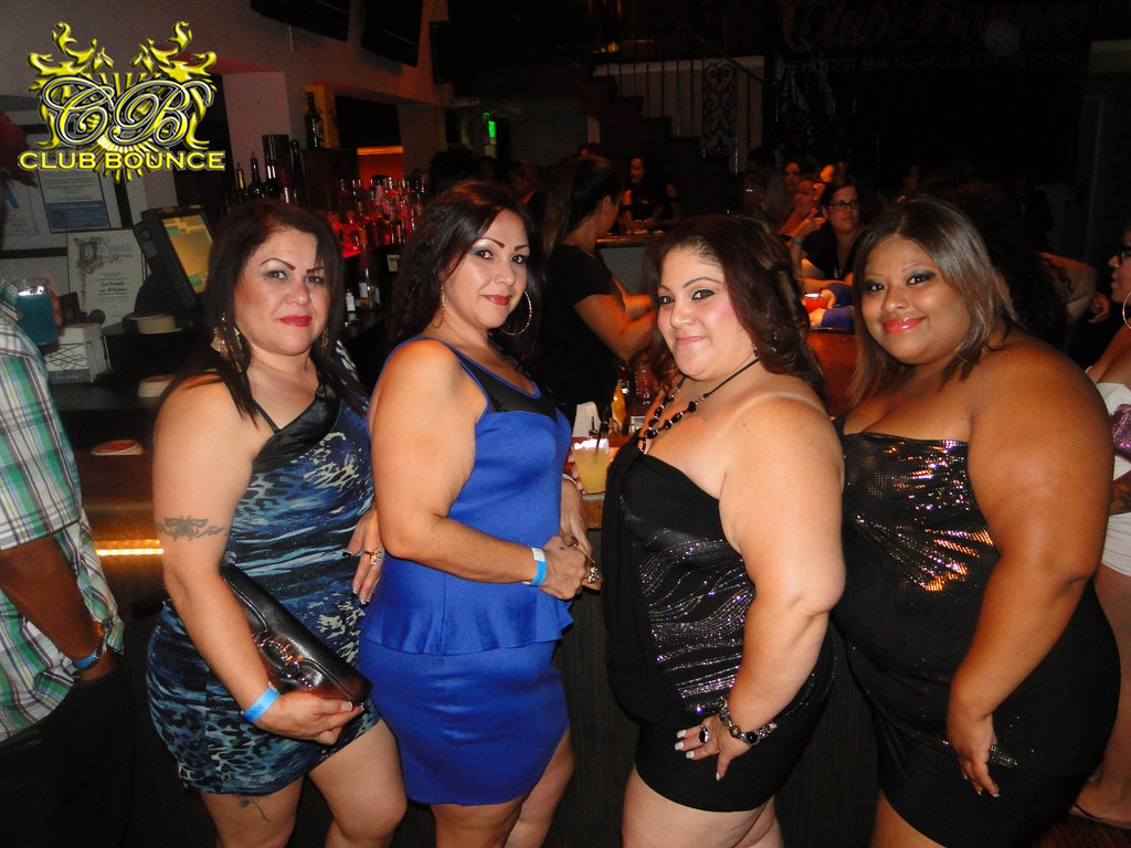 Sexy Bbw Club Bounce-3031