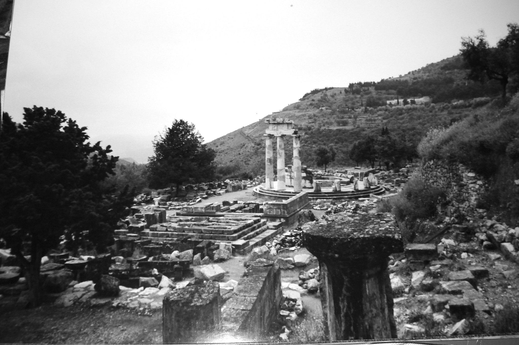 Delphi,Greece