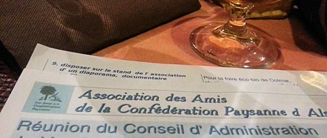 CA Amis de la Conf' Alsace