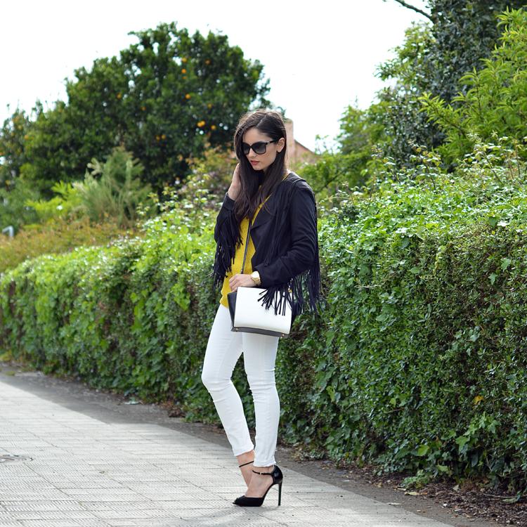 zara_amarillo_blanco_jeans_fringe_como_combinar_sheinside_02