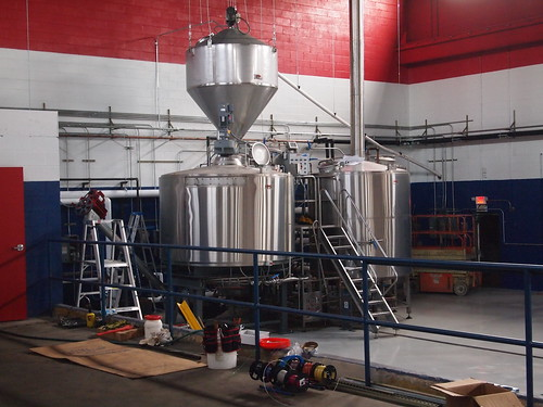 Key Brewing: under construction