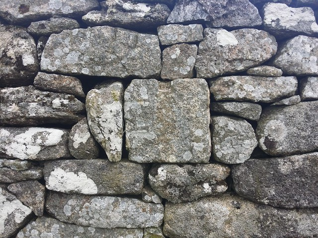 Sheepfold wall