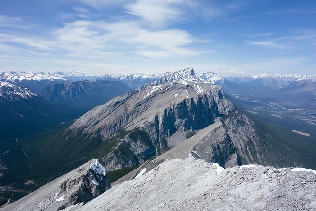 Scrambles - Mt. Lawrence Grassi 2015-13