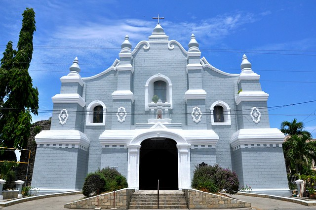 Narvacan Church aka St. Lucy Parish Church
