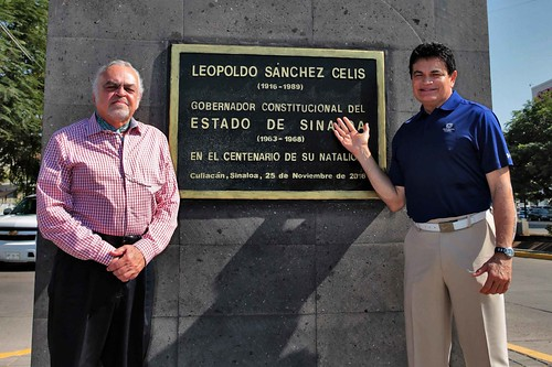 Reconoce Malova legado de Sánchez Celis