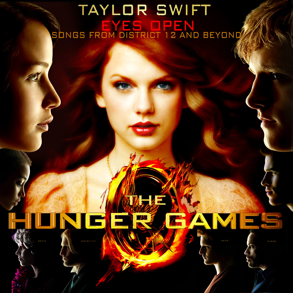 Eyes Open by Taylor Swift - The Hunger Games: Songs from D ...