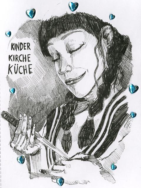 kinder kirche k che flickr photo sharing. Black Bedroom Furniture Sets. Home Design Ideas