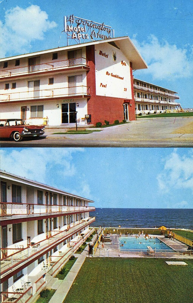 Harrington Arms Motel & Apartments Ocean City MD