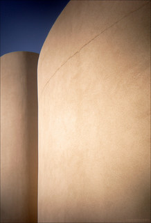 Rounded Wall Forms, Holga Lens on Samsung NX100 | by newmexico51