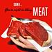 ... eat meat!