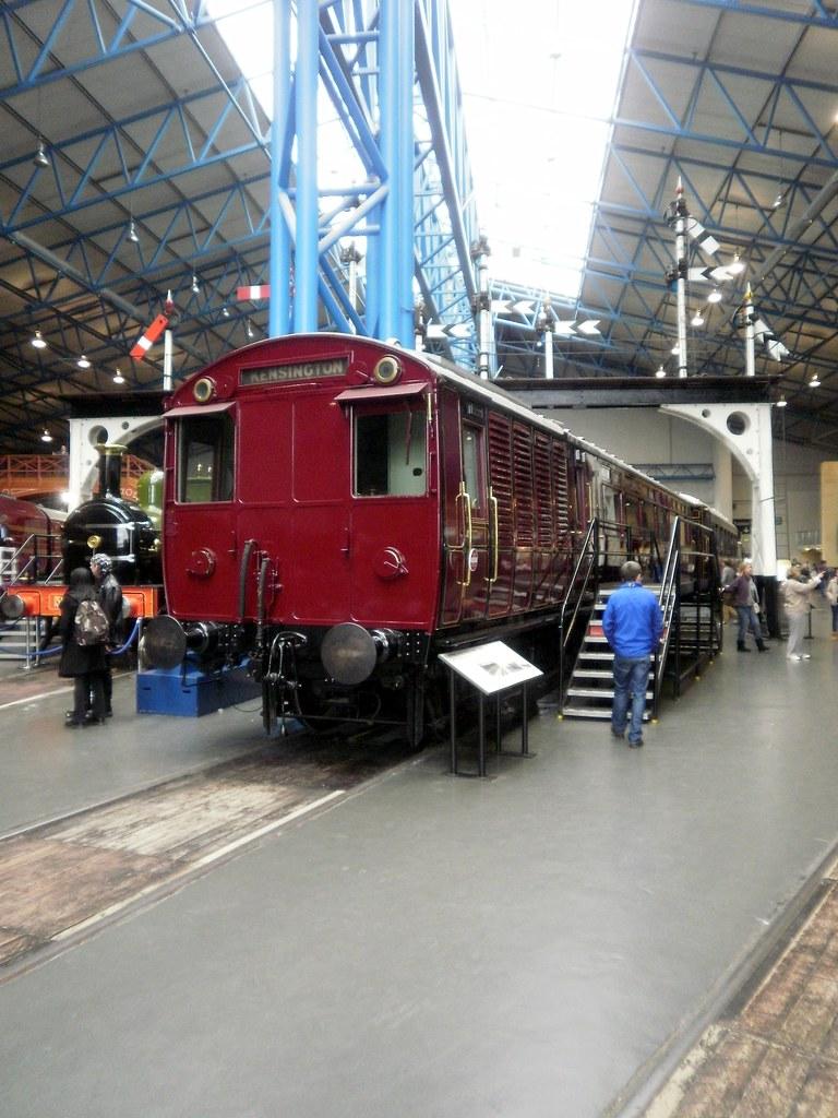 National Railway Museum London North Western Railway Ele Flickr