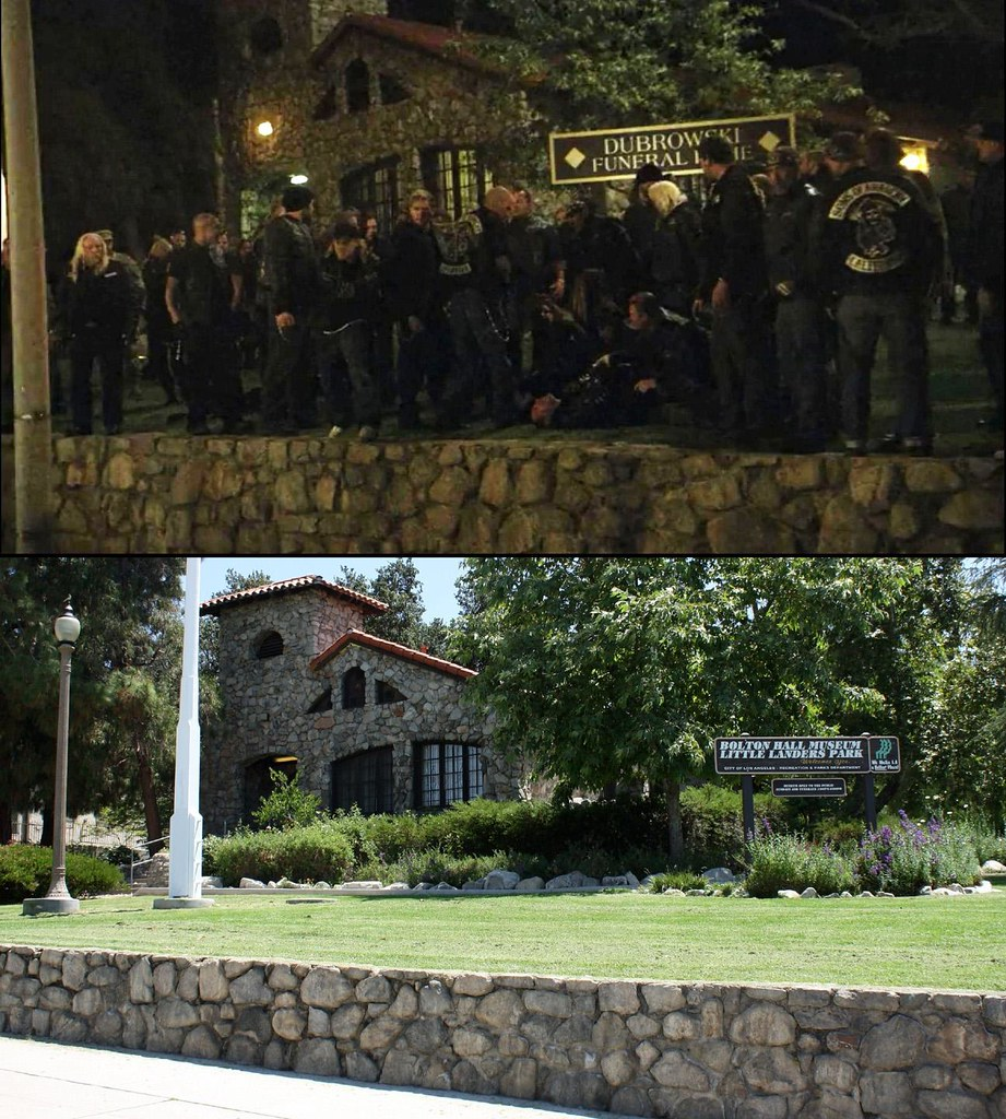 sons of anarchy filming location ep 301 quot sons of anarchy