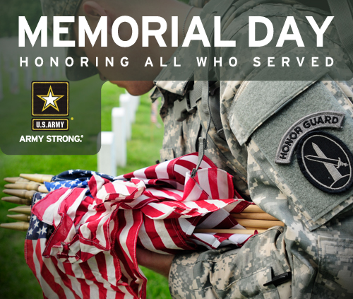 Memorial Day | As we head into Memorial Day weekend, let's ... | 500 x 423 jpeg 152kB