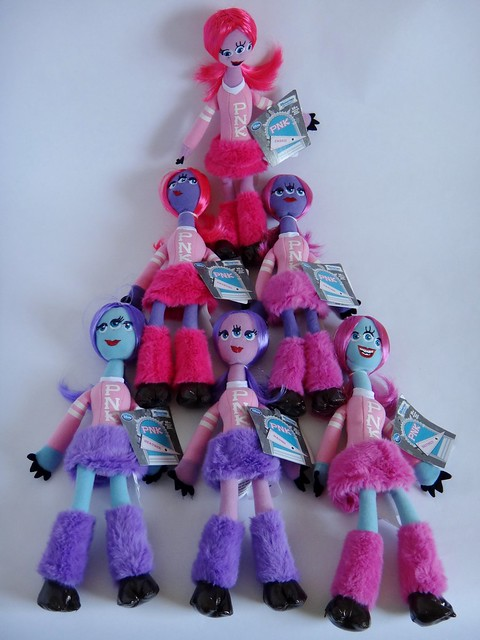 Monsters University Pnk Plush First Look Pyramid Of