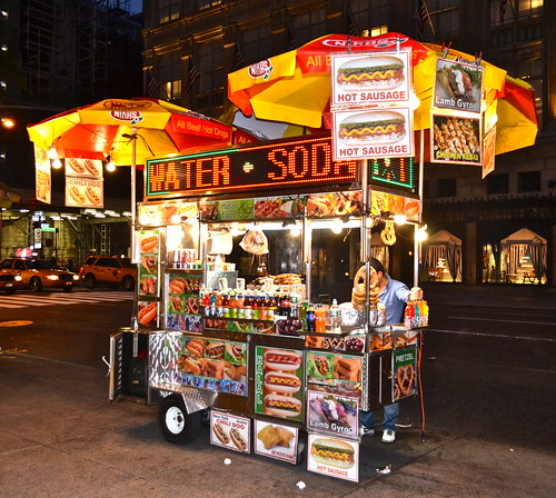 Food Stands Around the World