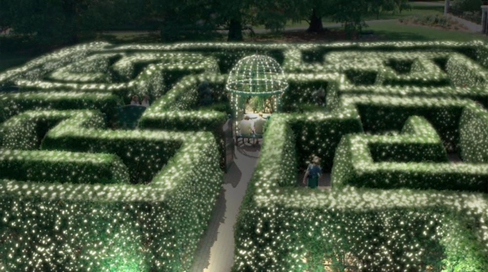 Garden Glow Concept Art Maze Missouri Botanical Garden Flickr