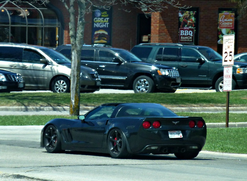 Chevrolet Corvette Grand Sport C6 SPV Automotive Flickr